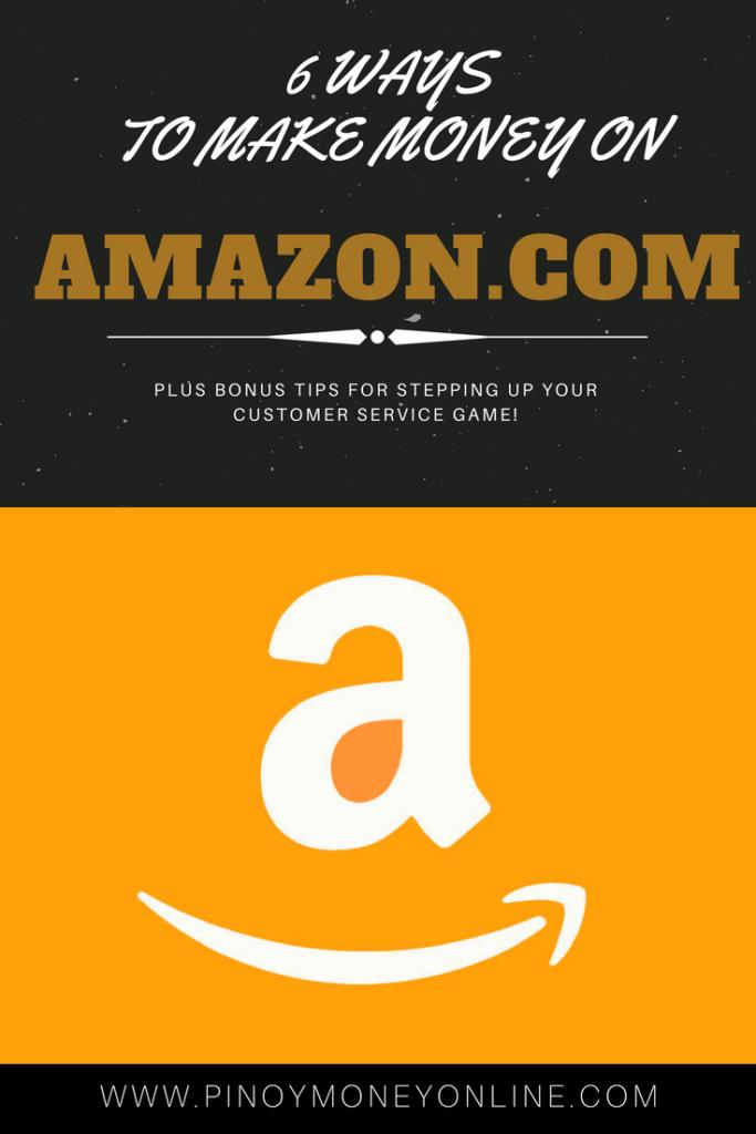 Make Money Online On Amazon