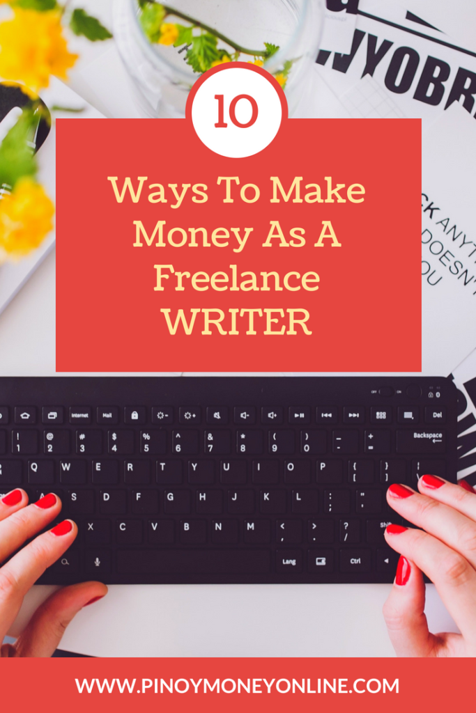 Make Money Online Freelance Writing
