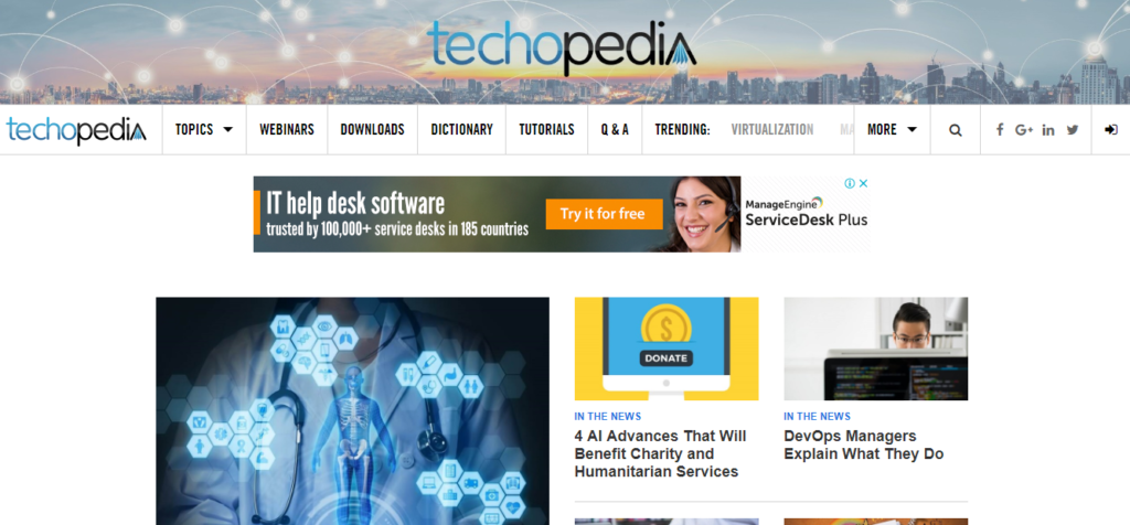 submit your technical writings on techopedia for good money