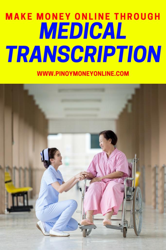 Make Money Online doing Medical Transcription. Online Medical Transcription. Medical Transcription Jobs